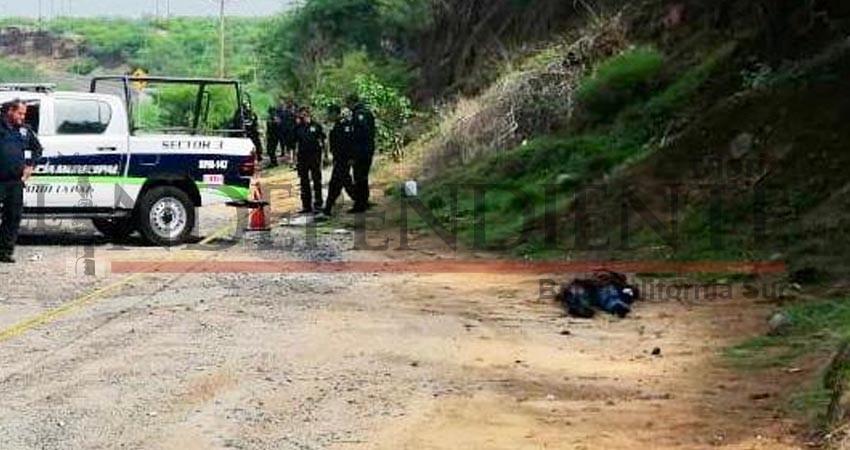 Asesinan la madrugada de hoy a un Sargento de la Policía de La Paz