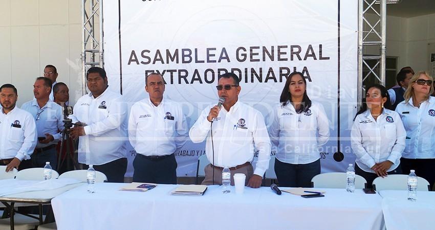 Sindicalizados del Ayto de La Paz pausarán hoy labores por asamblea