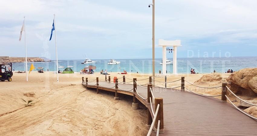 Zofemat Los Cabos interpone denuncias sobre accesos a playa bloqueados
