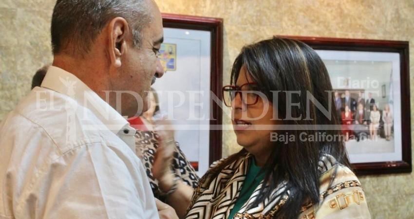 Oficializan a Sandoval Montaño como nuevo director general del Oomsapas Los Cabos
