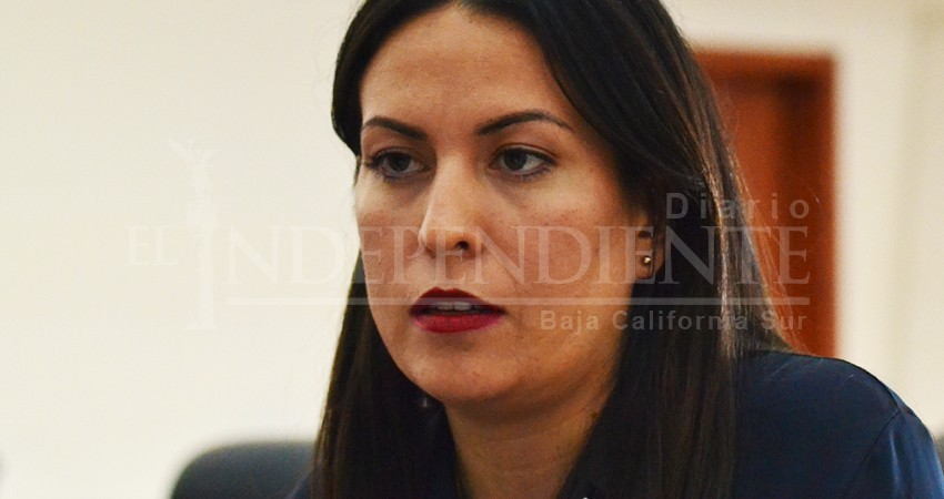 Diputada pide que se haga pública la calidad del agua en pozos de BCS