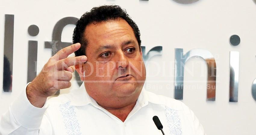 """""""Mantener la calma y tranquilidad de BCS, de mis mayores logros"""": Gobernador Mendoza"""
