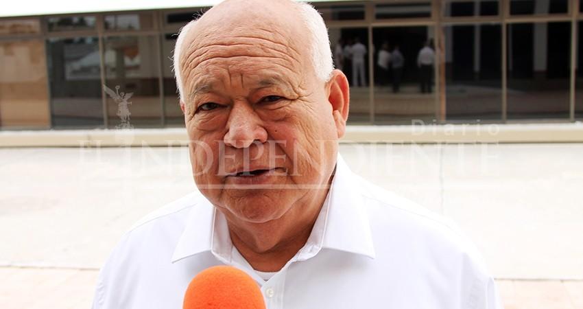 Mis respetos al PES y al Congreso, la historia pone a todos en su lugar: Víctor Castro
