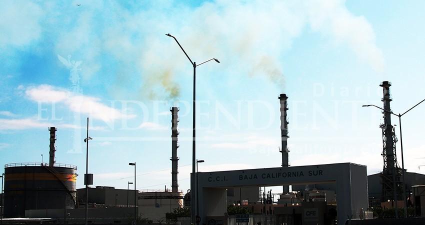 Desde el Congreso de la Unión exigen acabar con la contaminación de CFE en BCS
