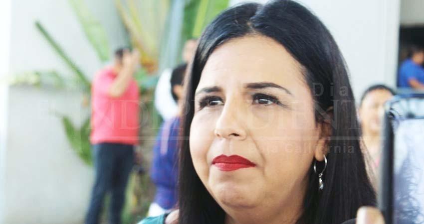 """Agua, mi gran pendiente"": Armida Castro"