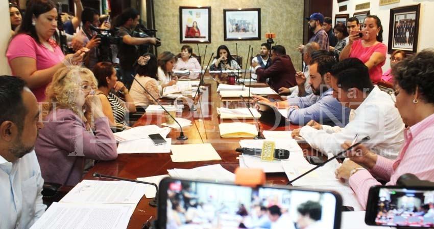 Con votos en contra, Cabildo aprueba el primer informe de Armida Castro