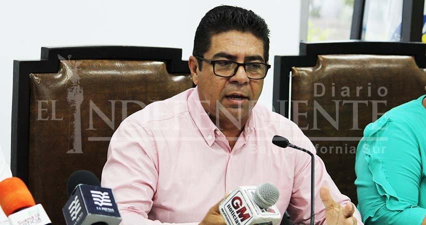 """Responde Pillado a Yeidckol: """"No hay reglas en Morena que impidan fracciones mixtas"""""""