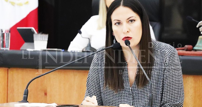Quieren más presupuesto, pero no renuncian a sus privilegios: Milena Quiroga