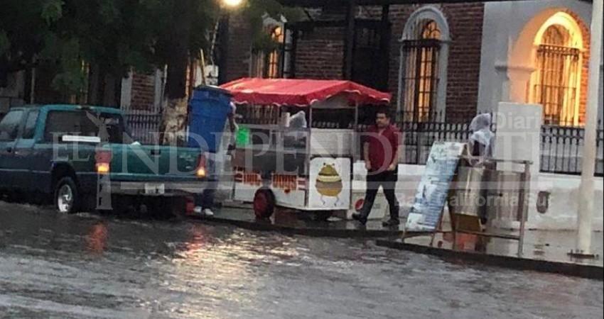 Que no se vendan alimentos en vía pública durante y después de las  lluvias, pide Coepris