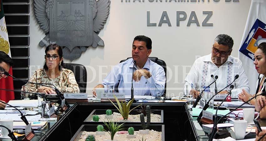 Las deudas del Ayuntamiento le costaron 44 mdp a La Paz en 2019