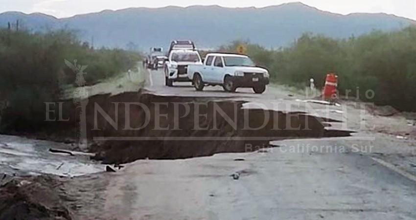 Reparará Sepuim carretera a Los Planes; costará 2.8 mdp