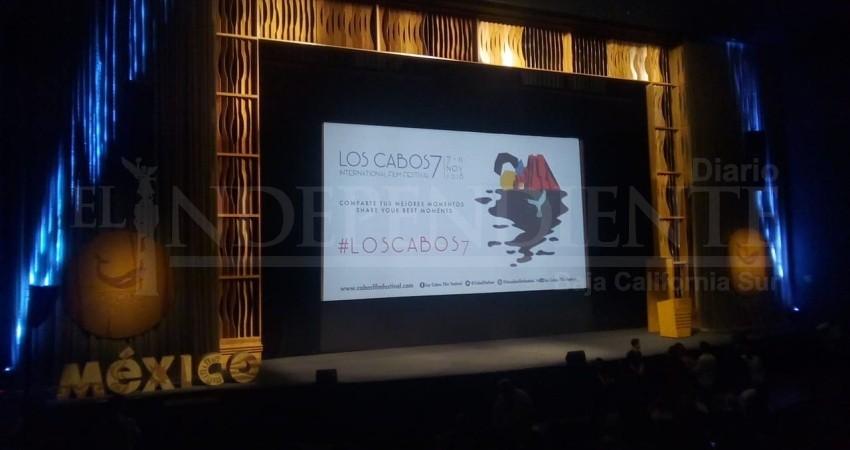 Estrenos mundiales y latinoamericanos en el Festival de Cine de Los Cabos