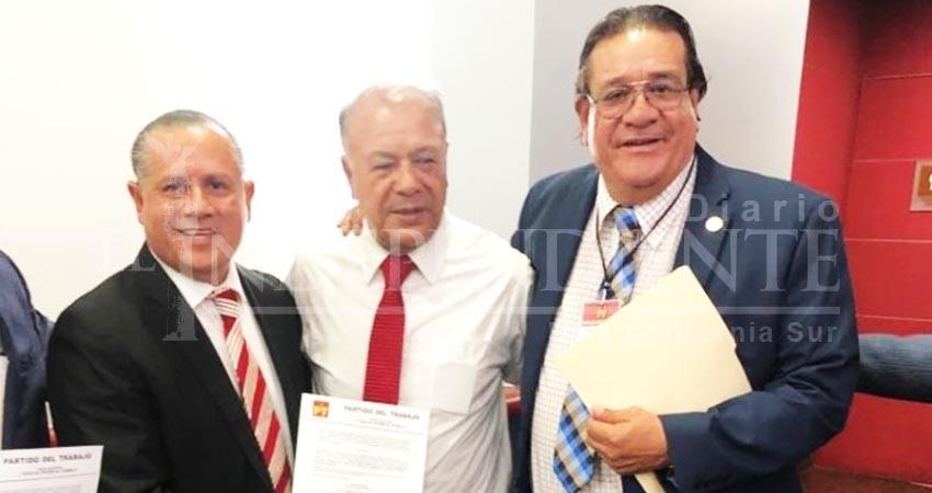 Alfredo Porras y Ernesto Ibarra, los favoritos del PT