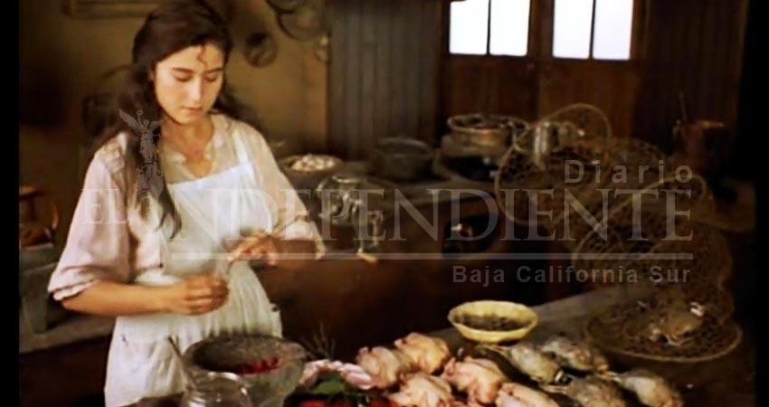 """Con la presencia de Arcelia Ramírez, recrearán platillos de """"Como Agua para Chocolate"""" en restaurante de Los Cabos"""