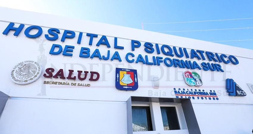 No reconoce gobierno de BCS haber construido hospital psiquiátrico en arroyo El Novillo