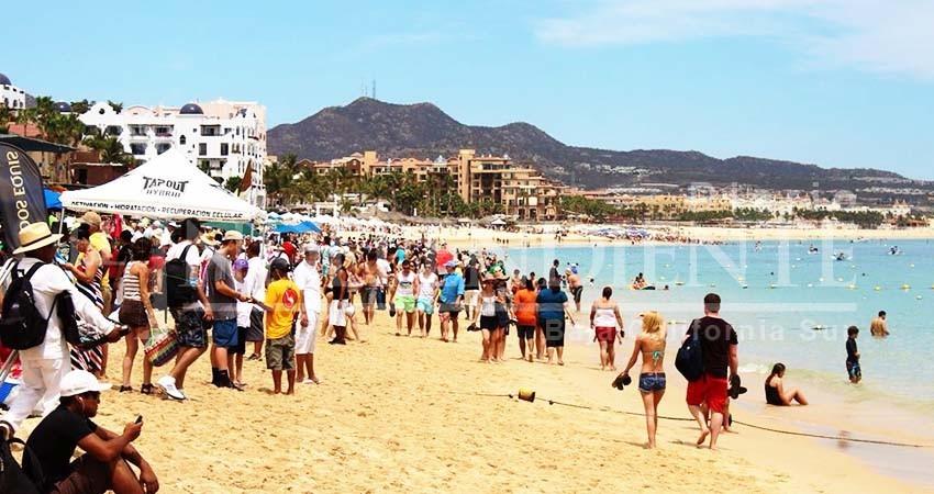 Los Cabos cerrará 2019 con la visita de 4 millones de turistas: Turismo