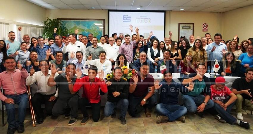 Inicia en BCS la segunda etapa de Jóvenes Construyendo el Futuro