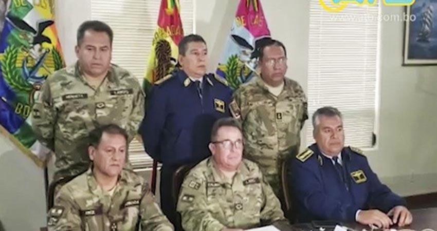 Tras golpe en Bolivia, México pide reunión urgente de la OEA