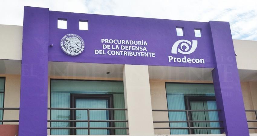 "En materia fiscal, ""vivimos un panorama incierto"": Prodecon"