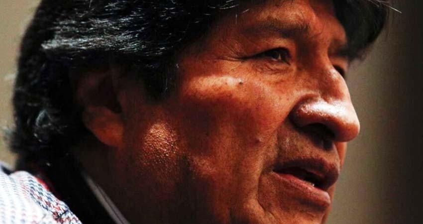 'Que no entre comida a las ciudades': difunden supuesto audio de Evo Morales