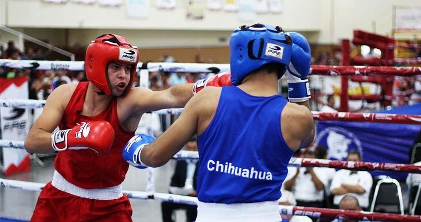 Afrontan boxeadores Sudcalifornianos torneos nacionales