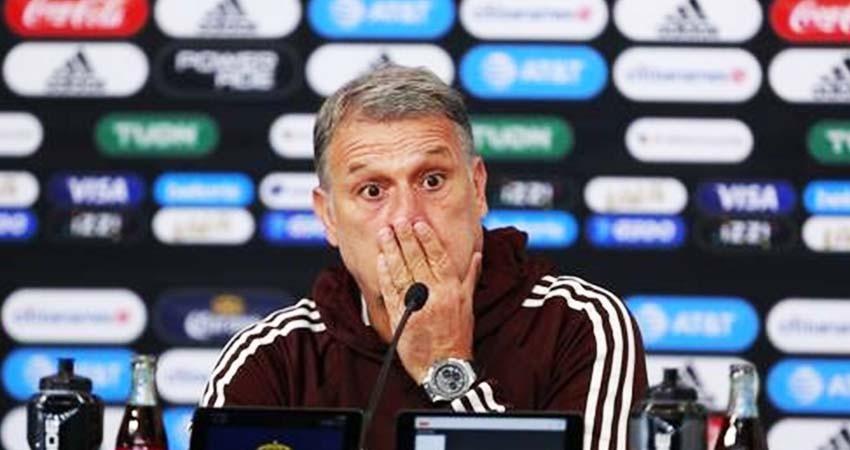 """Sugerirá Martino reducción de extranjeros; """"no sé si tendré éxito"""""""