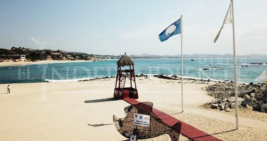 Hasta 2 mdp se paga por obtener playas con certificación Blue Flag en Los Cabos