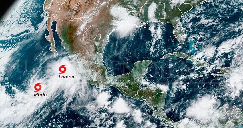 Concluye hoy temporada de huracanes en el Pacífico