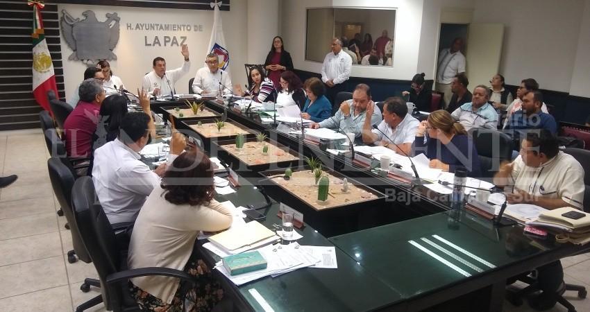"Rechaza Cabildo La Paz negar ""anticipadamente"" uso de suelo para planta de CFE"