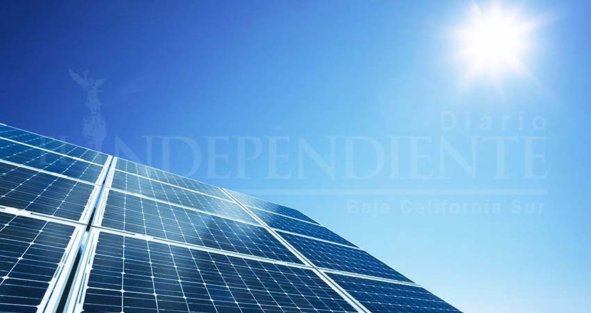"""En lista de espera"" permisos para 228 mW de energía renovable en BCS, revelan"