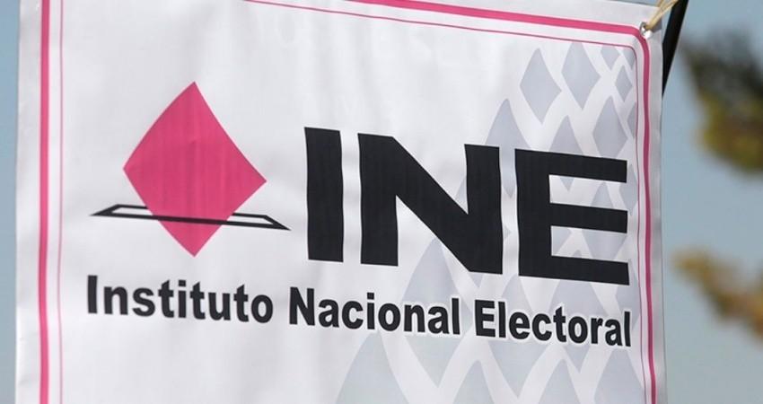 INE abre registros para nuevos partidos