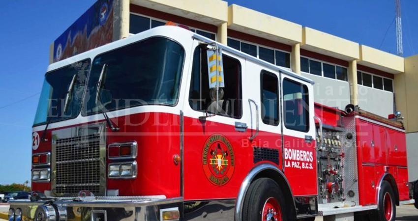 Nueva subestación de bomberos en La Paz reducirá tiempos de respuesta hasta en 50%