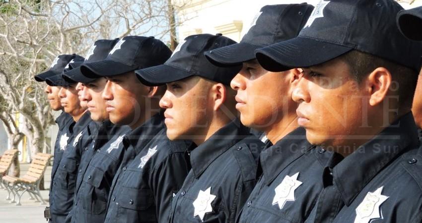 Superar déficit de policías es complicado, pero es un reto ambicioso: Zamorano