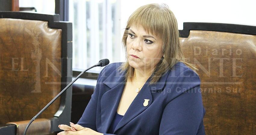 "Presidenta Congreso BCS sobre caso García Luna: ""no podemos vivir del pasado"""