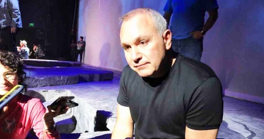 Si no llegábamos a un acuerdo me iba a retirar del teatro: Alejandro Gou
