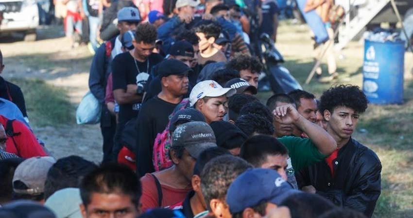 No hay emergencia en materia migratoria: Gobierno