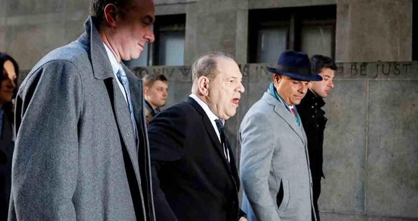 Fiscal califica a Harvey Weinstein como 'depredador sexual'