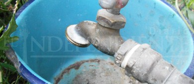Desabasto de agua potable anticipa un verano crítico para familias cabeñas