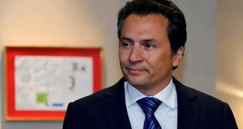 Emilio Lozoya es detenido en Málaga, España, confirma la FGR
