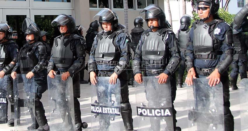 BCS con pocos policías y mal pagados; Comisión Seguridad del Senado pide cambios