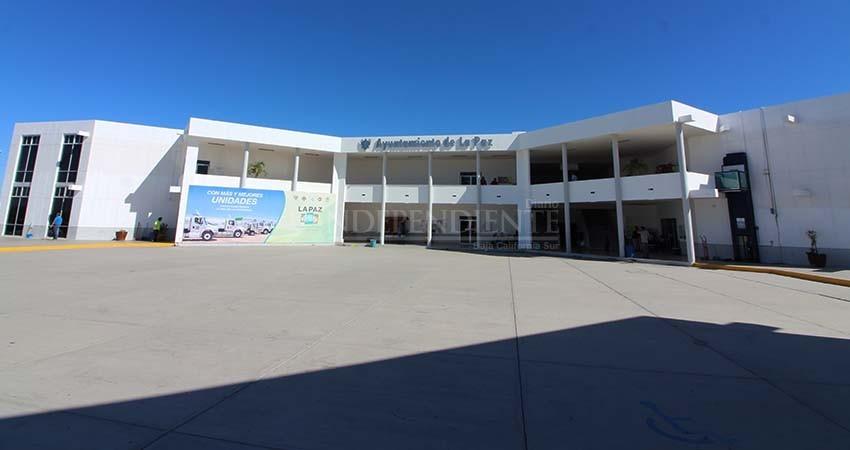 Sin concretar Ayuntamiento de La Paz crédito para nómina y servicios