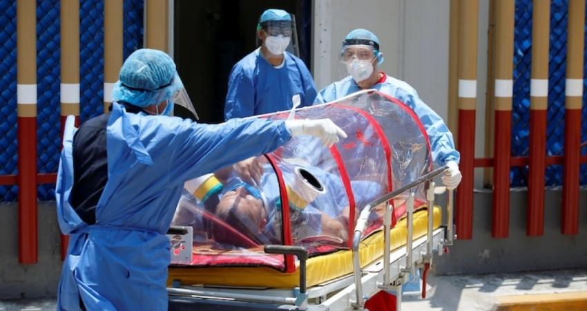 Suman en México 1,859 muertos y 19,224 casos confirmados de COVID-19