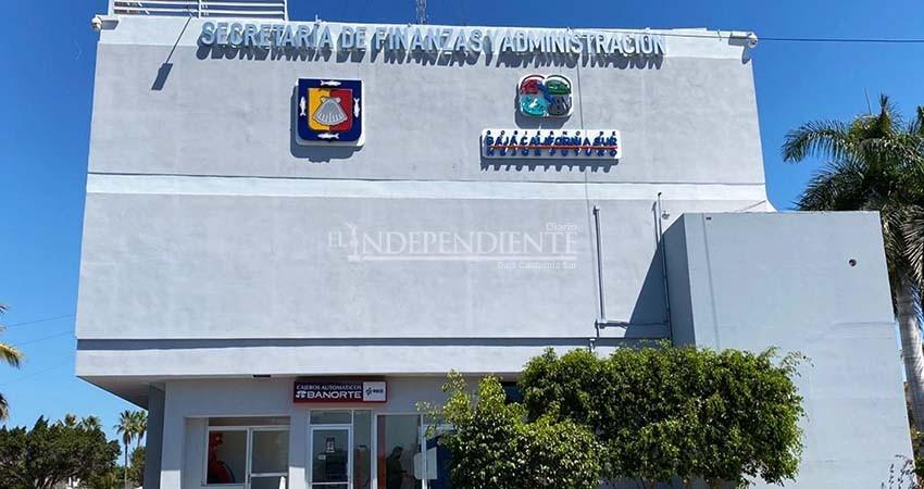 Gobierno BCS no depositó recursos del Congreso como pidió la SCJN