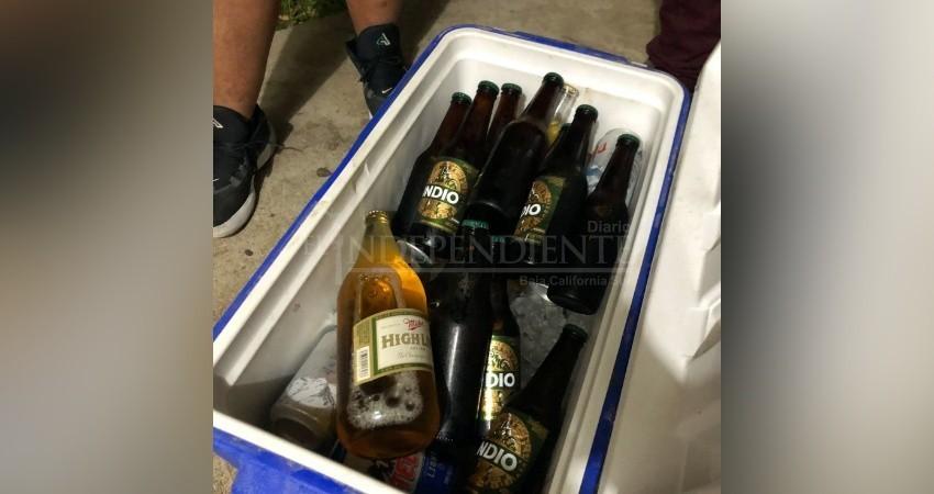 Mercado negro de cerveza no solo daña la economía sino también la salud