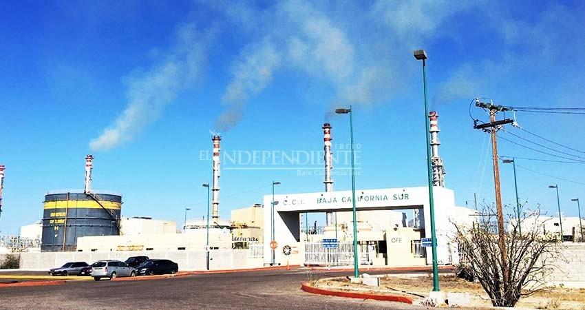 Senado de la república pide a CFE acabar con la contaminación de sus plantas en BCS