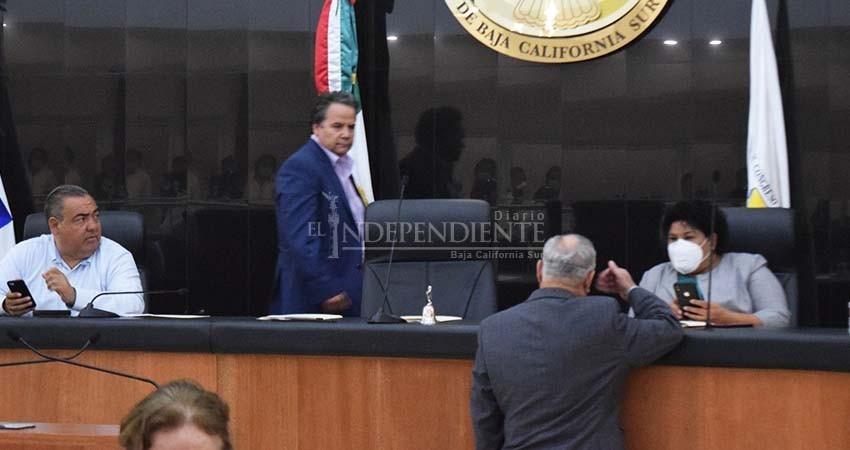 Destituyen por segunda vez a Daniela Rubio como presidenta del Congreso