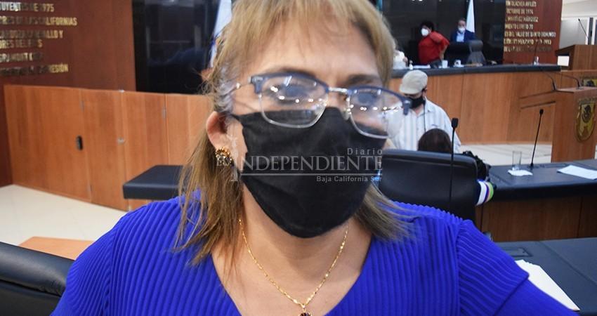 """No dan """"nombres"""" de los que traicionaron a Morena en el Congreso: Elizabeth Rocha"""