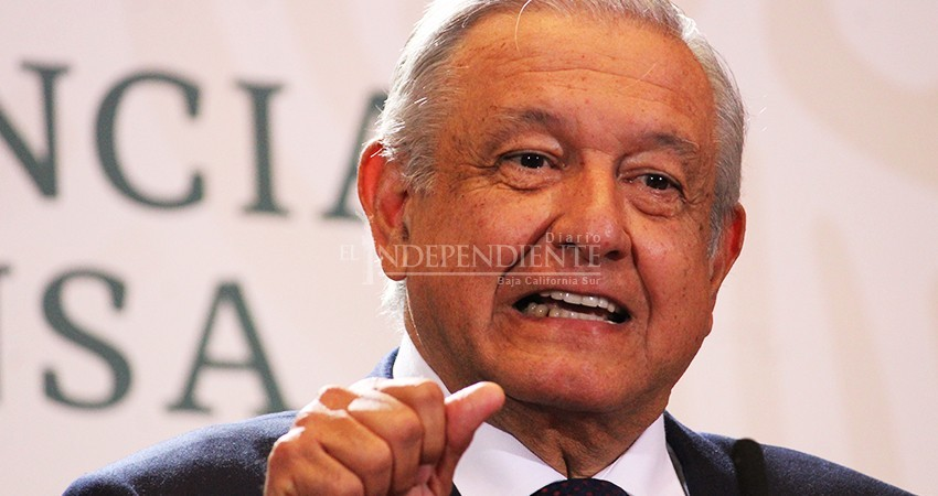 """Politiquero"" asunto la cumbre de gobernadores del PAN: AMLO"