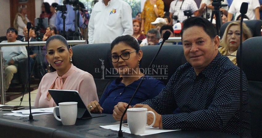 """3 diputados llegaron por Morena y se sienten """"oposición"""": Maciel"""