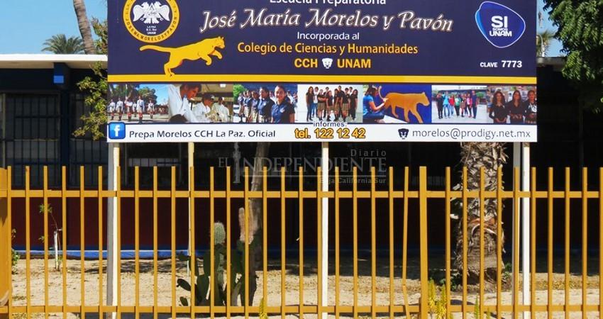 """Anuncian """"plantón"""" en Gobierno BCS por adeudo a maestros de la Morelos"""
